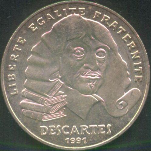 100 frank'lık 1991'de Fransa'da