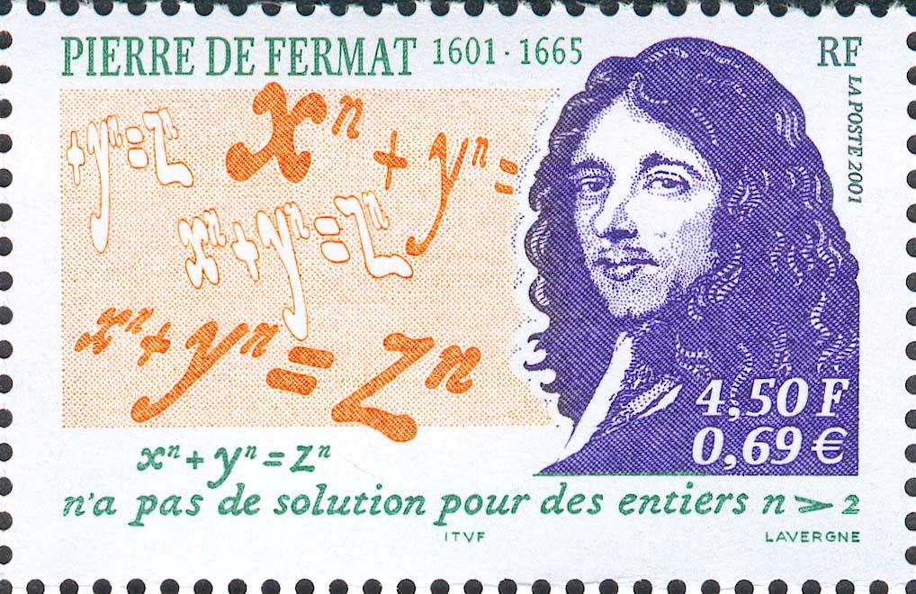 400. doğum yıldönümünde 2001 Fransa'da