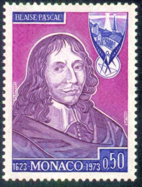 1973 Monako 350. doğum yıldönümünde