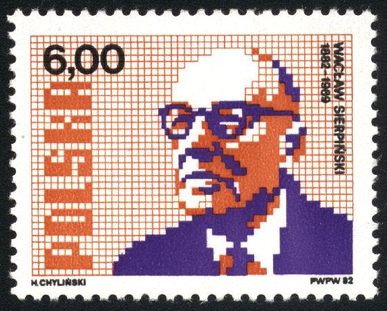 23 Kasım 1982 Matematikçiler serisinden Polonya'da